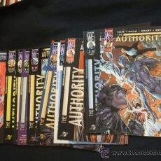 Tebeos: THE AUTHORITY - DEL Nº 1 AL Nº 12 - WORLD COMICS - . Lote 30911355