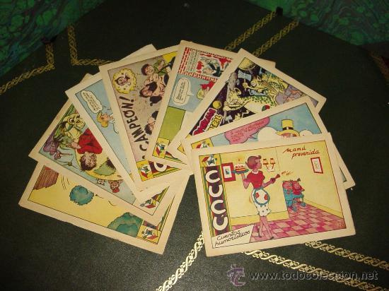 CUCU. CUENTOS HUMORISTICOS (SORIANO - 1958). (Tebeos y Comics - Tebeos Colecciones y Lotes Avanzados)