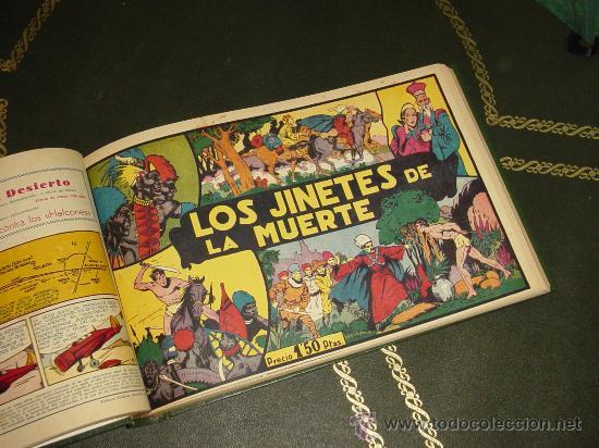 TARZAN (H. AMERICANA - 1942). ¡¡ COMPLETA !! (Tebeos y Comics - Tebeos Colecciones y Lotes Avanzados)
