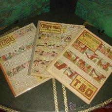 Tebeos: EDICIONES TBO (BUIGAS - 1945). ¡¡ UN LUJAZO DE COLECCION !! . Lote 31221205
