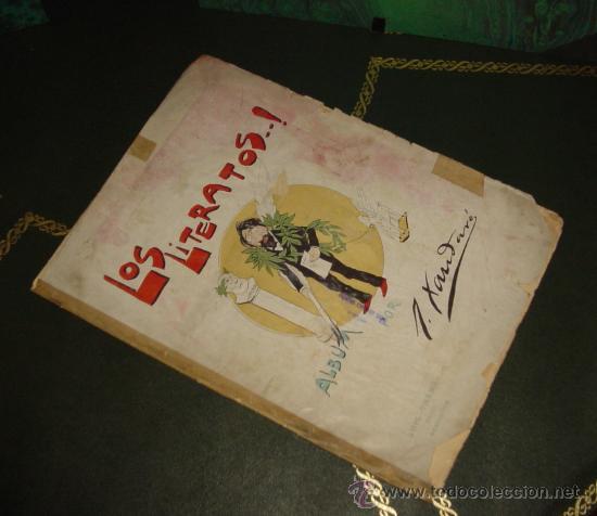 Tebeos: ALBUMES XAUDARO (LUIS TASSO - 1897). ¡¡ PIEZAS DE MUSEO !! - Foto 6 - 31300083