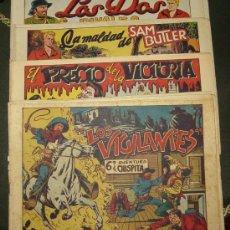 Tebeos: CHISPITA 6ª AVENTURA (GRAFIDEA - 1955). ¡¡ COMPLETA !!. Lote 31342932