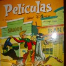 Tebeos: PELICULAS DISNEY / 2 EDICION / SEPTIMO TOMO / COLECCION JOVIAL . Lote 31697762