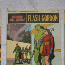 Tebeos: FLASH GORDON POR ALEX RAYMOND. Nª 9. Lote 31947979