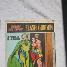 Tebeos: FLASH GORDON POR ALEX RAYMOND. Nº 10. Lote 31947996