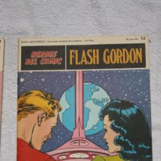 Tebeos: FLASH GORDON POR ALEX RAYMOND Nª 12. Lote 31948031