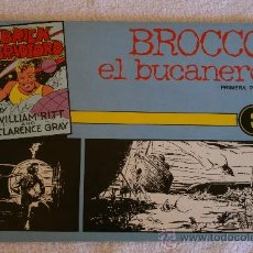 Tebeos: BRICK BRADFORD. BROCCO EL BUCANERO. PRIMERA PARTE Nº 2. . Lote 31960696
