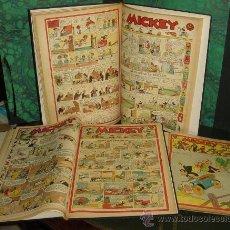 Tebeos: MICKEY (MOLINO - 1935). ¡¡ COMPLETA !!. Lote 32195034