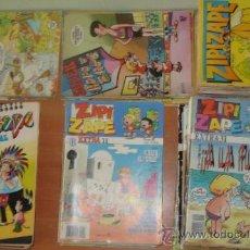 Tebeos: SUPER LOTE DE 78 COMICS DE ZIPI Y ZAPE. EXTRAS, ESPECIALES, SUPER Y SEMANALES. EDITORIAL BRUGUERA.. Lote 32226964