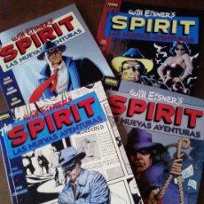 Giornalini: THE SPIRIT: LAS NUEVAS AVENTURAS COLECCION COMPLETA 4 COMICS.. Lote 32298788