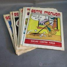 Tebeos: GENTE MENUDA. ABC. LOTE DE 34 EJEMPLARES. 1970-1975 (BRD). Lote 32518681