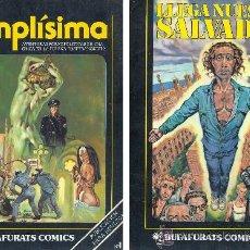 Tebeos: BUFAFURATS COMICS COLECCIÓN COMPLETA. Lote 32738310