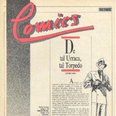 Tebeos: COMICS CLÁSICOS Y MODERNOS (COLECCIÓN COMPLETA A FALTA DEL NÚMERO 21). Lote 32786096