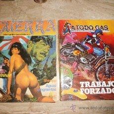 Tebeos: LOTE DE 2 COMICS EXTRA VARIOS COMICS POR LIBRO VER FOTOS. Lote 33263332