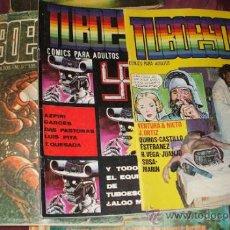 Tebeos: 3 COMIC TUBOESCAPE Nº 2, 3 Y 5 DE EDIC.IONES TUBOESCAPE DE CADIZ 1983. Lote 33349867