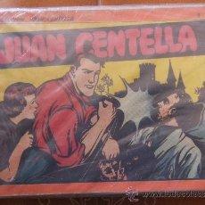 Tebeos: JUAN CENTELLA COLECCION COMPLETA ALBUMES ROJOS HISPANO AMERICANA. Lote 33525748