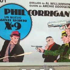 Tebeos: PHIL CORRIGAN LOTE CAJA Nº3. Lote 33547109