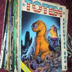 Tebeos: COLECCION INCOMPLETA COMICS TOTEM EXTRA 16 NUMEROS DE EDIT. NUEVA FRONTERA 1977. Lote 33744884