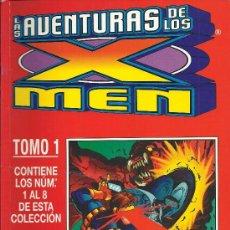 Tebeos: LAS AVENTURAS DE LOS X-MEN VOL. II RETAPADOS (FORUM, PLANETA-DEAGOSTINI) 1998 COMPLETA. Lote 34978115