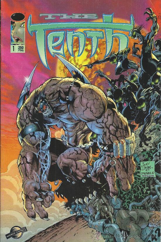 THE TENTH VOL.2 ( PLANETADEAGOSTINI ) ORIGINAL 1999-2000 COMPLETA (Tebeos y Comics - Tebeos Pequeños Lotes de Conjunto)