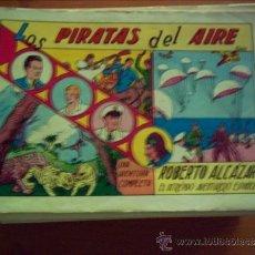 Tebeos: ROBERTO ALCAZAR Y PEDRÍN. REEDICIÓN DE 1981. Lote 36110976