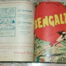 Tebeos: BENGALA 1ª (MAGA) 54 EJ (ENCUADERNADA) (ORIGINAL). Lote 6633883