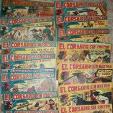Tebeos: EL CORSARIO SIN ROSTRO (MAGA) 42 EJ (COMPLETA). Lote 36869432