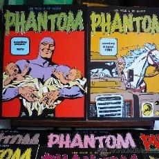 Tebeos: PHANTOM (EL HOMBRE ENMASCARADO). FALK & BARRY. PÁGINAS DOMINICALES (1979-1986). COMIC ART. ITALIANO.. Lote 36914709