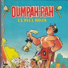 Tebeos: COLECCION COMPLETA RETAPADA DE EDITORIAL BRUGUERA OUMPAH-PAH EL PIEL ROJA . Lote 37004203