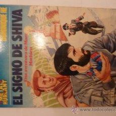Tebeos: EL SIGNO DE SHIVA - DOMINIQUE HE - METAL HURLANT CJ 23. Lote 37046317