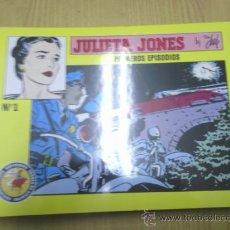 Tebeos: JULIETA JONES COLECCION COMPLETA 10 TOMOS EDICIONES ESEUVE. . Lote 37308483