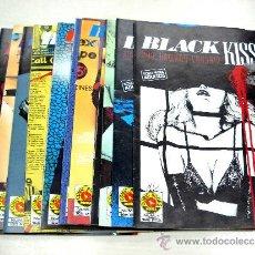 Tebeos: BLACK KISS - COLECCIÓN COMPLETA 12 NÚMEROS (NORMA). Lote 37332553