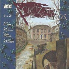 Tebeos: LA CRUZADA DE LOS NIÑOS ( PLANETA-DEAGOSTINI) AÑO 2007 COMPLETA. Lote 37403792