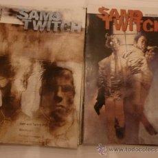 Tebeos: SAM & TWITCH - VOL 1- COMPLETO - MUY BUEN ESTADO - CJ 27 - GORBAUD. Lote 163786296