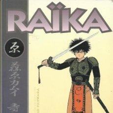 Tebeos: RAIKA (GLÈNAT) ORIGINAL 1997-1998 CASI COMPLETA FALTA Nº.6. Lote 37781348