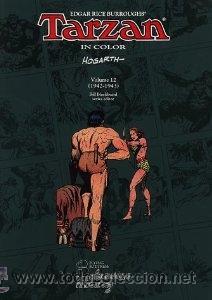 TARZAN IN COLOR NBM COMPLETA 19 TOMOS TODOS DOMINICALES FOSTER Y HOGARTH Y ROBIMOR (Tebeos y Comics - Tebeos Colecciones y Lotes Avanzados)