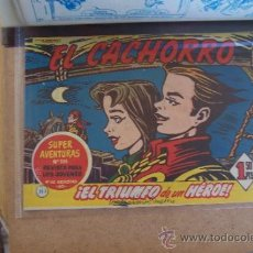 Tebeos: BRUGUERA LOTE 211 Nº EL CACHORRO, AHORA CON EL ALMANAQUE. Lote 38350895