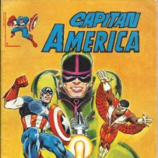 Tebeos: CAPITAN AMERICA ( SURCO ) ORIGINAL 1983 LOTE. Lote 38403387