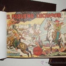 Tebeos: COLECCIÓN EL PEQUEÑO LUCHADOR. Lote 38722685