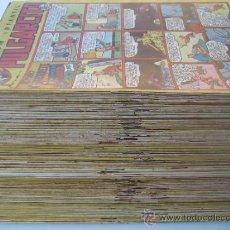 Tebeos: PULGARCITO 5ª EPOCA. LOTE ORIGINAL DE 116 CUADERNILLOS. EDITORIAL BRUGUERA 1947.. Lote 38744711