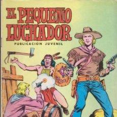 Tebeos: EL PEQUEÑO LUCHADOR. COLECCIÓN COMPLETA 87 EJEMPLARES EDITORIAL VALENCIANA 1977.. Lote 38969812