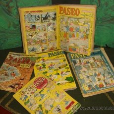 Tebeos: PASEO INFANTIL (GESTION - 1956). ¡¡ DIFICILISIMA !!. Lote 50213486