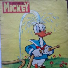 Tebeos: LE JOURNAL DE MICKEY DISNEY. Lote 39206659