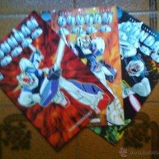 Tebeos: COMIC GUNDAM 0080: LOTE DE 3 COMICS, Nº 1, 2 Y 3. Lote 39503760