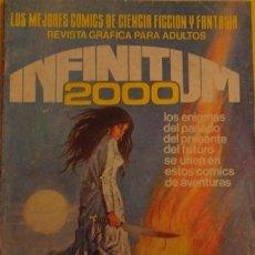 Tebeos: INFINITUM 2000 EL ALQUIMISTA NO.3 AÑO 1981 . Lote 40047978