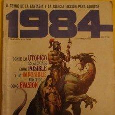 Tebeos: EL COMIC DE LA FANTASÍA Y LA CIENCIA FICCIÓN PARA ADULTOS 1984 NO.25 AÑO 1978 . Lote 40048218