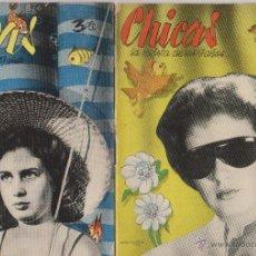 Tebeos: CHICAS LA REVISTA DE LOS 17 AÑOS. Lote 40451801