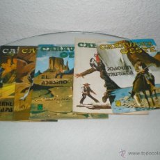 Livros de Banda Desenhada: LOTE DE CARAVANA OESTE. Lote 41022873