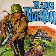Tebeos: RAY NORTON (COLECCIÓN COMPLETA, 3 TOMOS, EDITORIAL ROLLÁN, CJ31). Lote 41119515