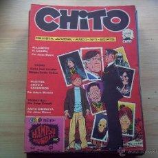 Tebeos: CHITO. LOTE DEL 1 AL 20 MAS EL EXTRA DE 1979.. Lote 49395363
